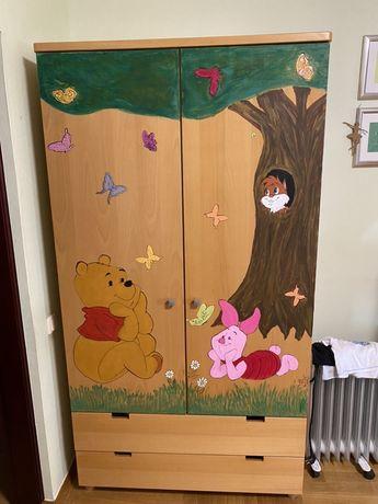 Детский шкаф mybaby