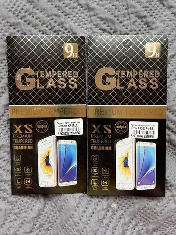 Szklo hartowane iphone XR, iphone X, iphone XS, iphone 11 pro