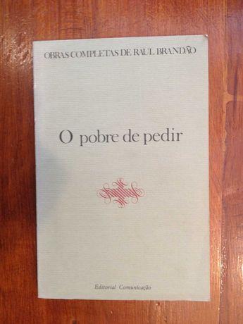 Raul Brandão - O pobre de pedir