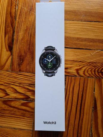 Smartwatch Samsung Galaxy Watch 3 45mm 4G LTE NOVO