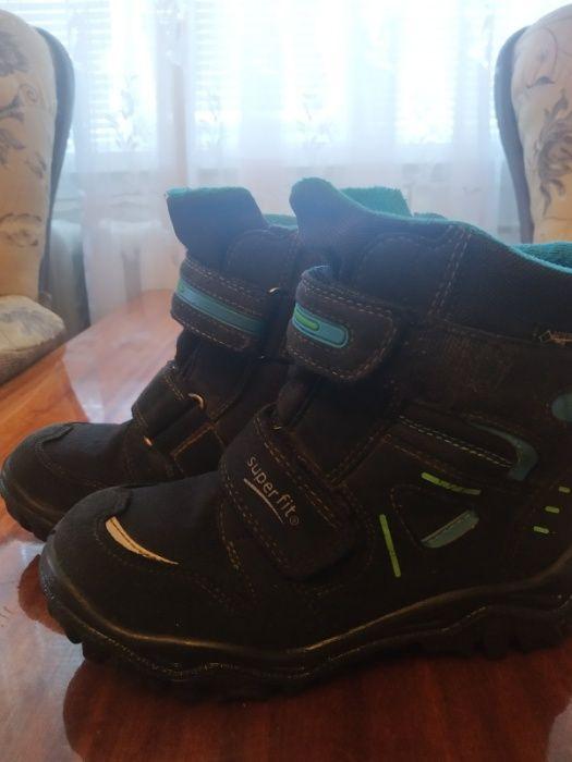 Зимние ботинки Superfit 19,5-20см Николаев - изображение 1