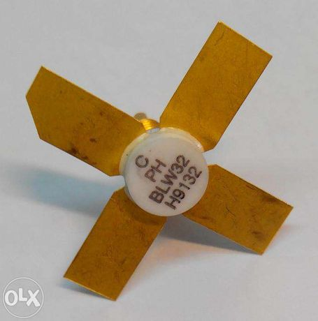 BLW32 Original PHILIPS - Transistor RF
