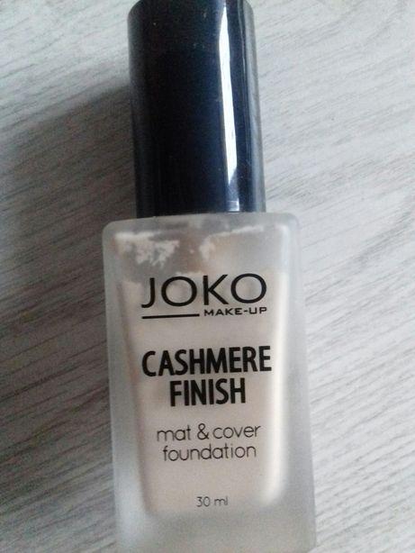 Puder płynny Joko Cashmere Finish za darmo czytaj opis