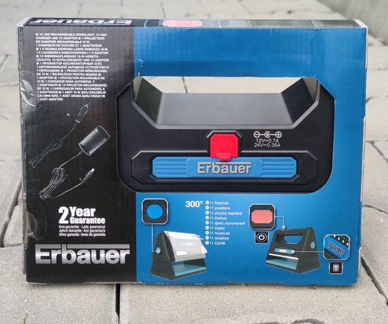 Erbauer akumulatorowa lampa robocza 10 W
