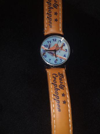 Zegarek chłopięcy samoloty