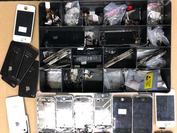 Dużo części APPLE IPHONE 4S oraz 4