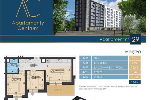 Mieszkanie Apartamenty Centrum Białystok