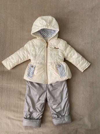 Курточка з штанами комбінізон