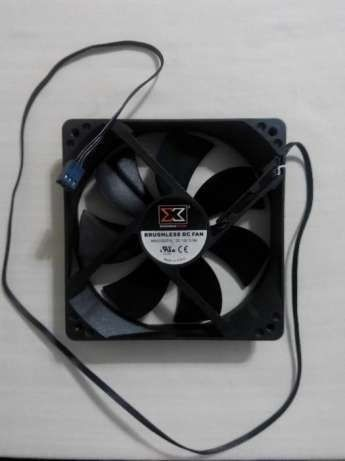 Вентилятор (кулер)