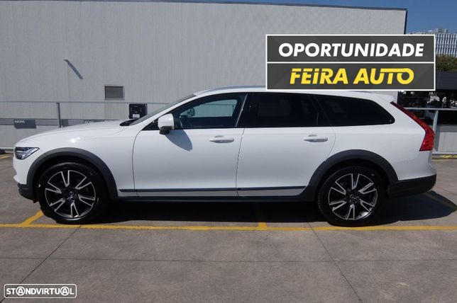 Volvo V90 Cross Country 2.0 D4 AWD Geartronic