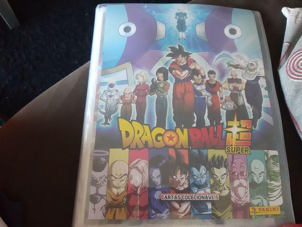 Cartas Dragon Ball Super