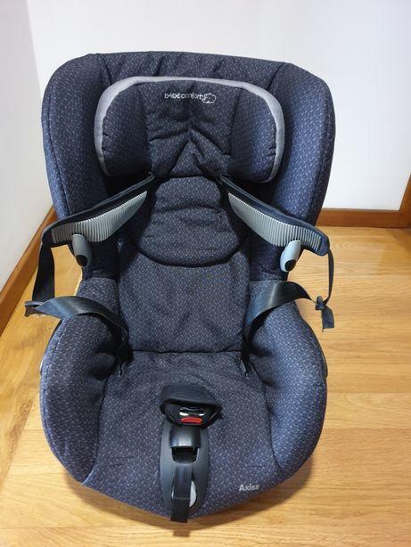 Cadeira auto rotativa Axiss (bebeconfort) + Forra Verão