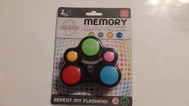 Gra logiczna Pamięć Memory elektroniczna