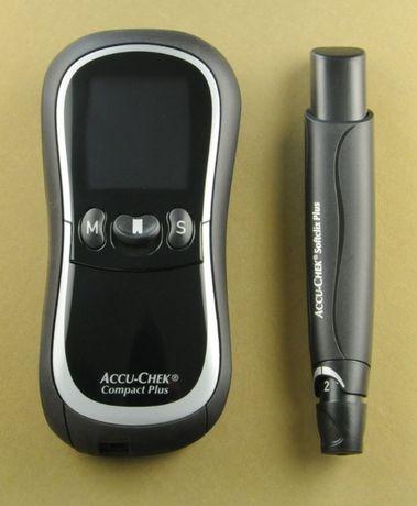 Глюкометр accu chek gt compact plus