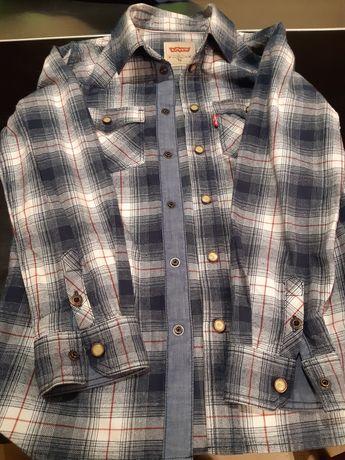 Camisa Levis 10 anos