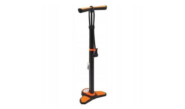 Pompka rowerowa pionowa podłogowa duża mocna 11 bar DARMOWA DOSTAWA Ww