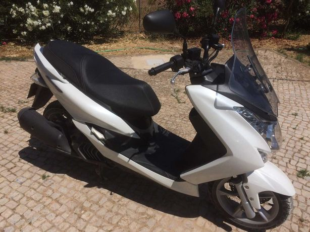 Yamaha Majesty-S 125cc