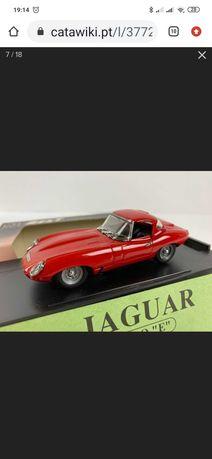"Jaguar ""E"" Spyder (1962)  - 1:43 - Model Best"