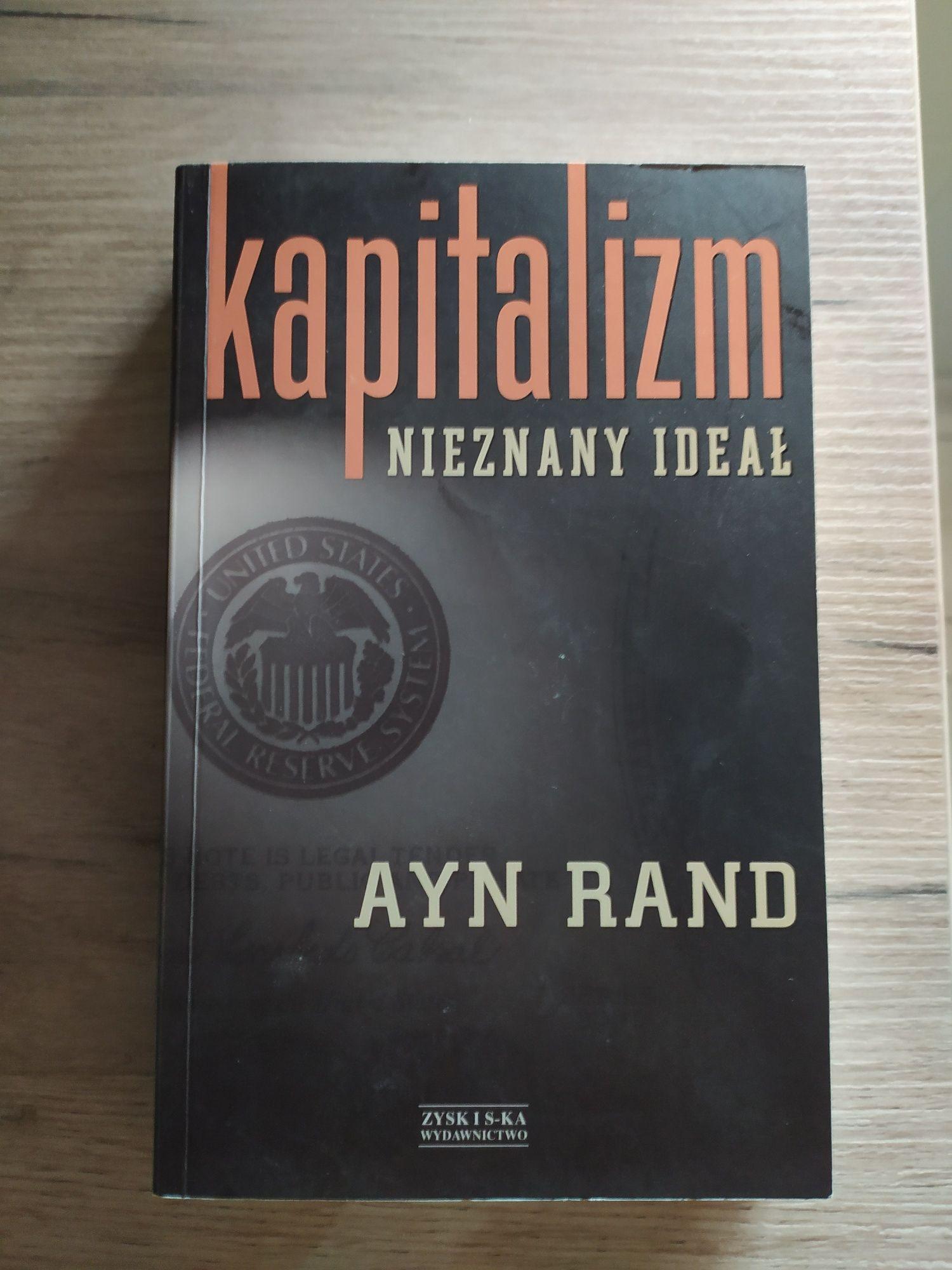 Kapitalizm. Nieznany ideał - Ayn Rand