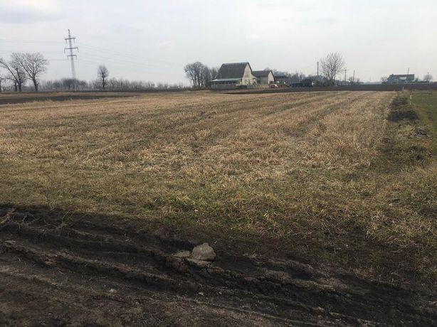Земельный участок под застройку недалеко от Киева (с. Гаек, 12 соток)