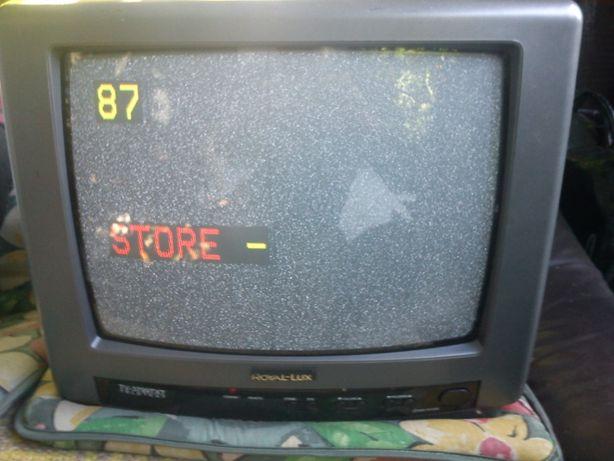 Telewizor  / Royal-lux 14 cali /kineskopowe/