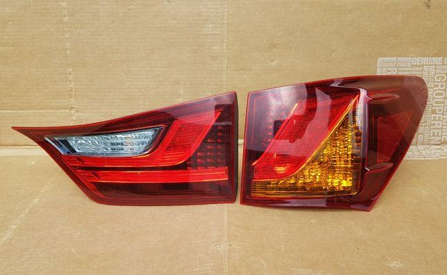 Lampy tylne prawe Lexus GS
