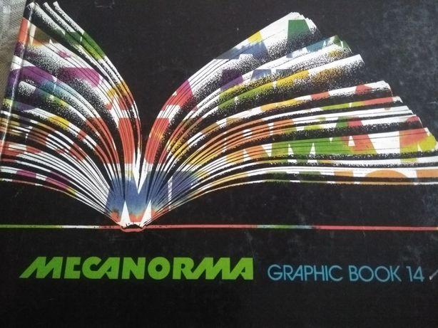 Książka graficzna Mecanorma 14