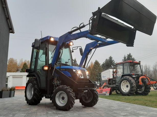 Solis 26 z ładowaczem, mini traktor, JAPAN TRAK