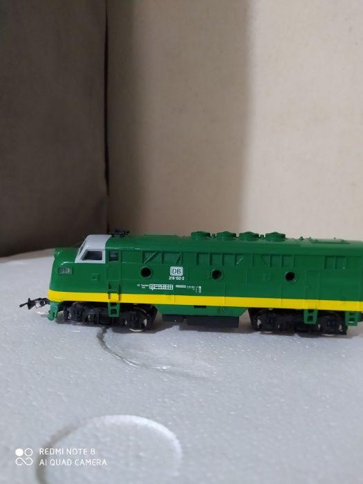 Locomotiva HO nova Darque - imagem 1