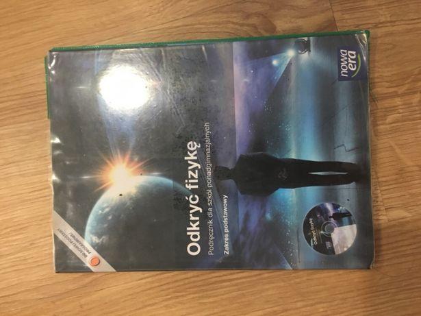 Książka odkryć fizykę