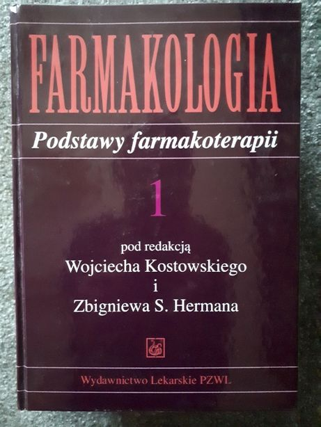 Farmakologia cz. 1 i 2, 2008