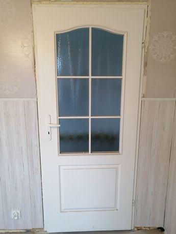 Drzwi pokojowe 80 biale