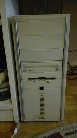 Sprzedam: Używany: Komputer stacjonarny z monitorem LCD