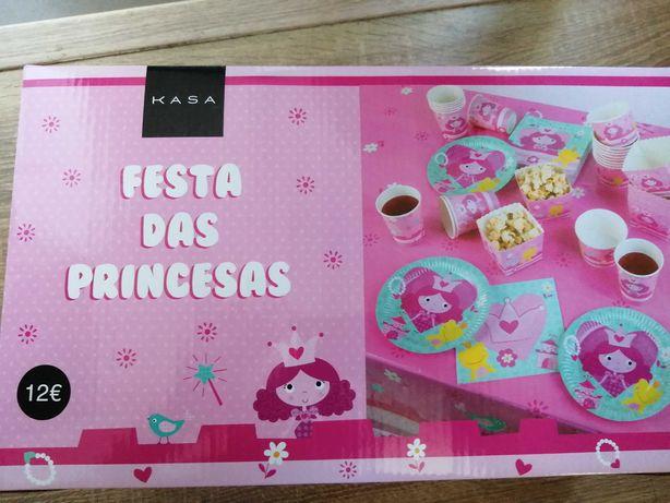 Kit Festa Aniversário Menina