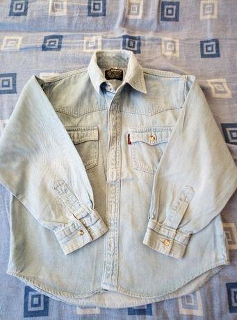 koszula jeans 128