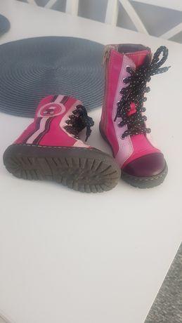 Buty dziecięce firmy Bartek r.22