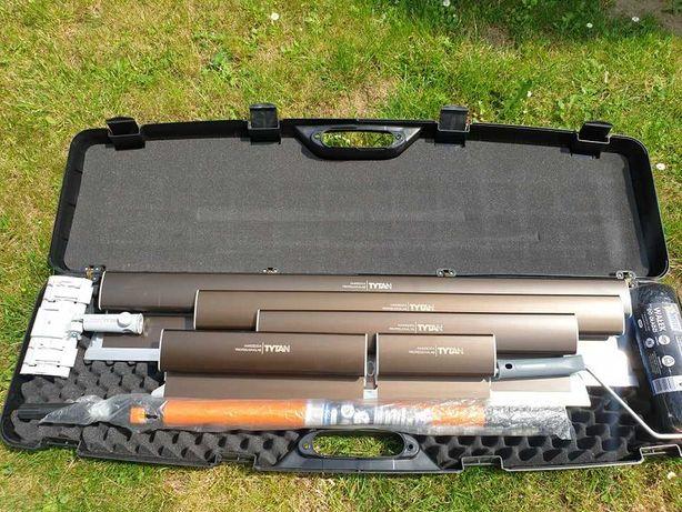 Nowy zestaw szpachli TYTAN z walizką! 10 elementów!
