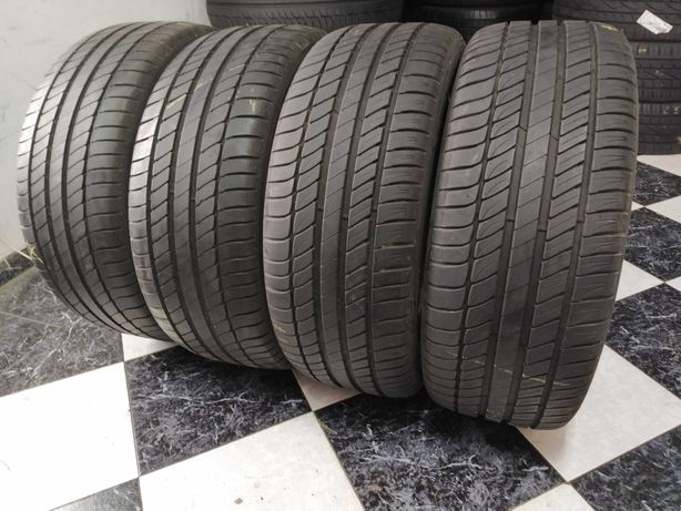Шины бу 225/50/R17 Michelin Primacy HP Лето 6,64мм. 4шт. 205/235/55/60