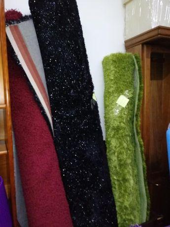 Carpete preta XXL 4mx3m nova