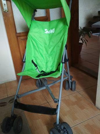 Коляска -трость прогулочная лёгкая  Smiki дитячий візок