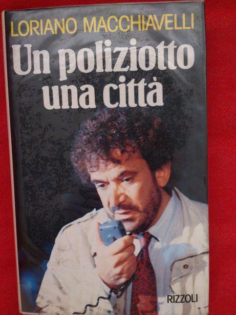 """""""Un Poliziotto una Citta"""" L. Macchiavelli"""