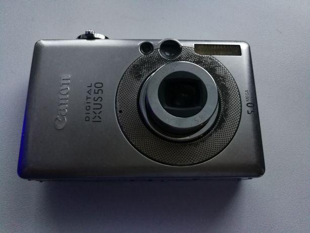 Фотоаппарат Canon ixus 50 на з/ч