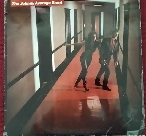Płyta winylowa - The Johnny Average Band