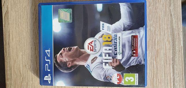 FIFA 18 playstation 4
