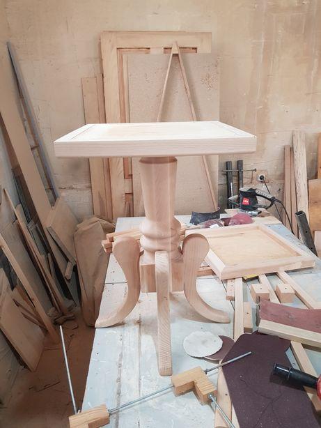 Столярний цех. Вироби з дерева. Мебель