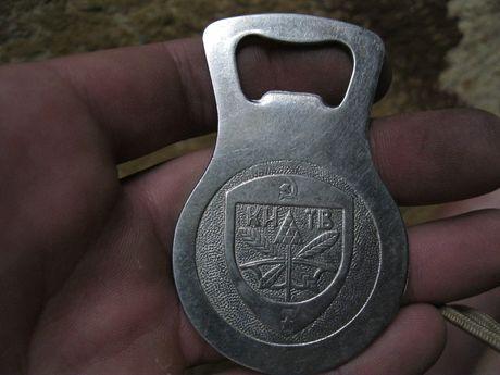 Открывачка для бутылок Киев СССР