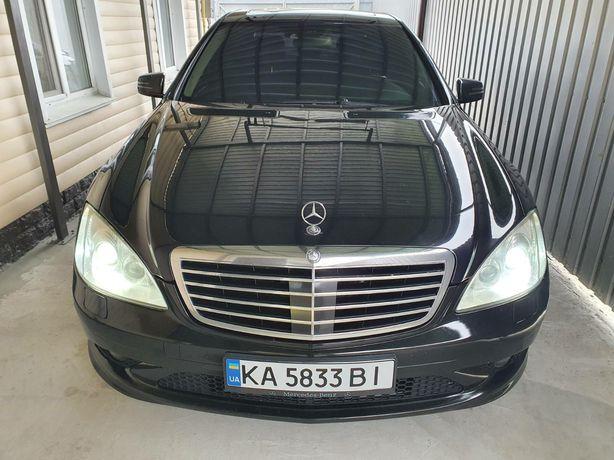 Mercedes- Benz S 500  5.5 LONG  AMG 2005г Срочная продажа !!