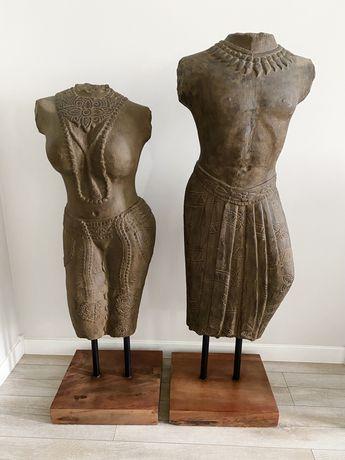 Rzeźby stojące duże , Rofra , 135 cm , kamień