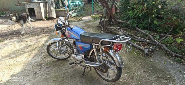 Продам мотоцикл Viking VM49-3A