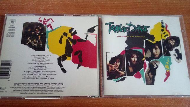 Trance Dance – Dancing In The Shadows, CD I wydanie 1988
